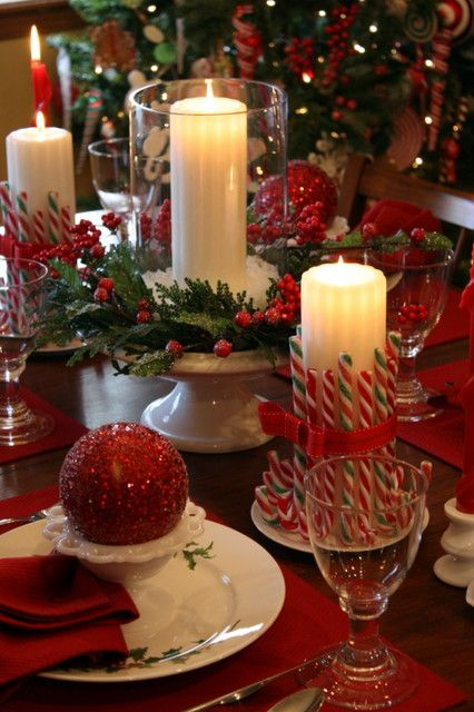 Holiday Tables 16