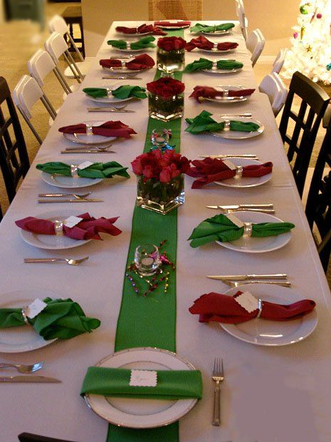 Holiday Tables 23