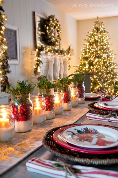 Holiday Tables 5