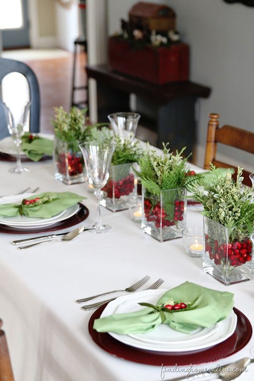 Holiday Tables 8