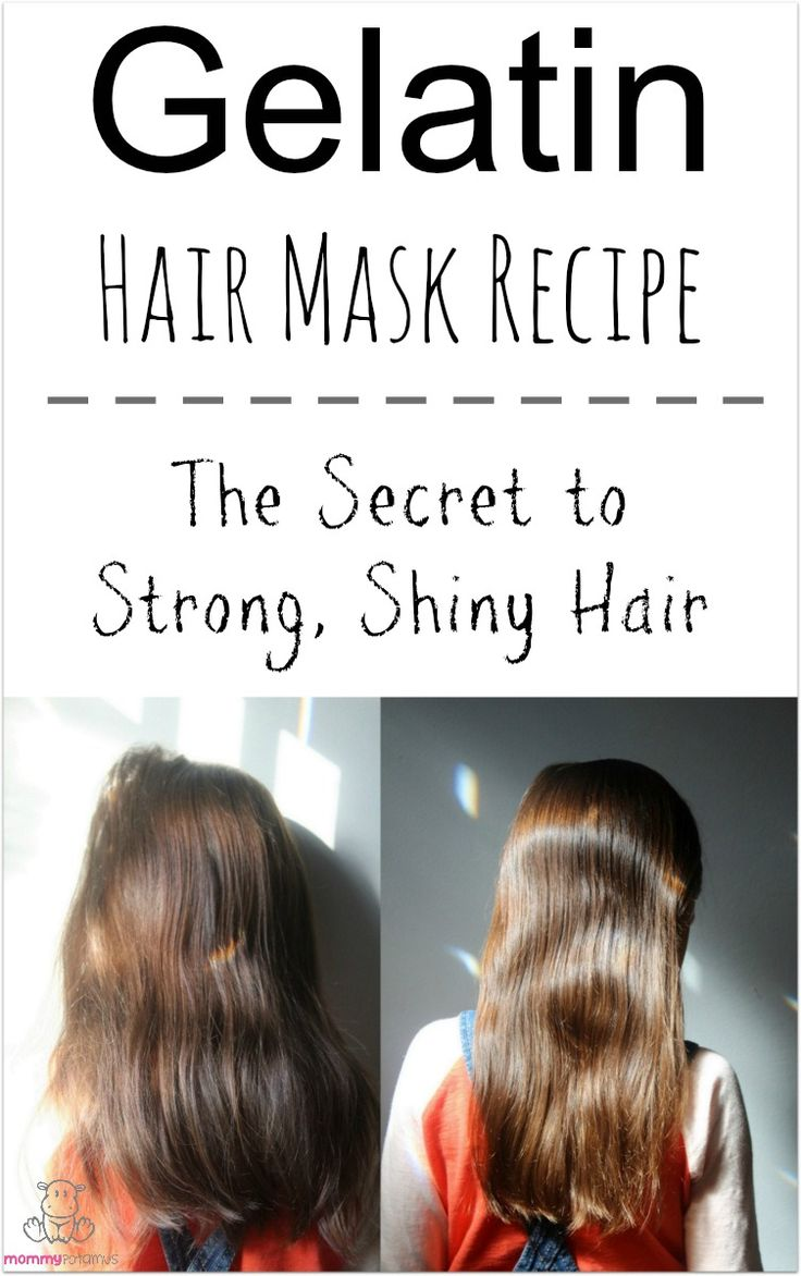 Homemade Hair Masks 2