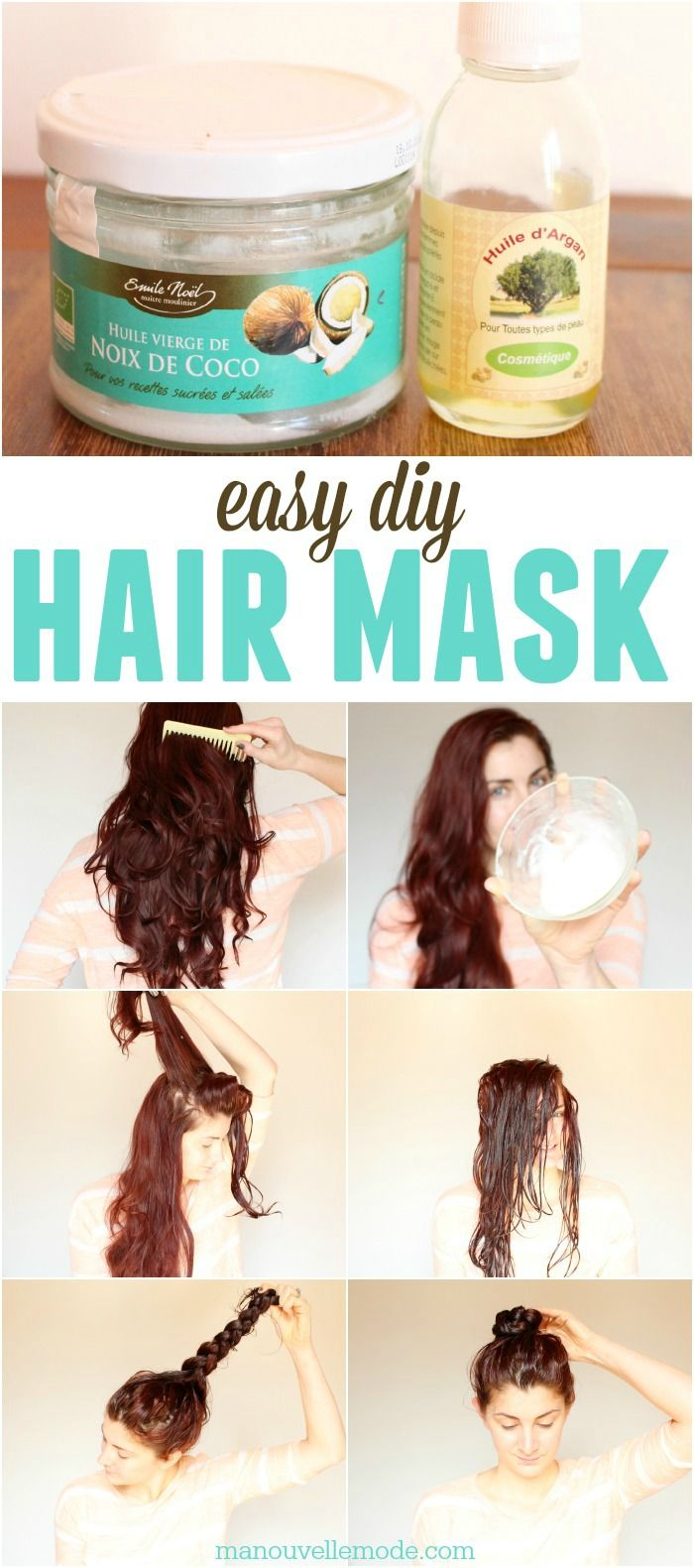 Homemade Hair Masks 5