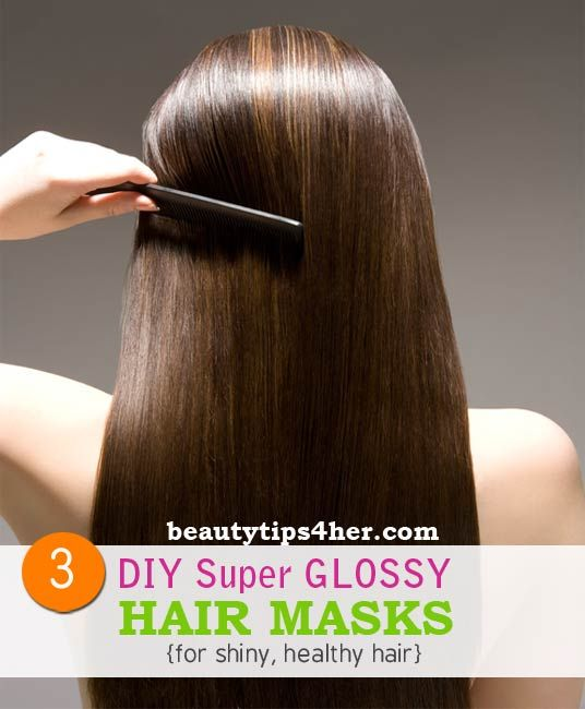 Homemade Hair Masks 7