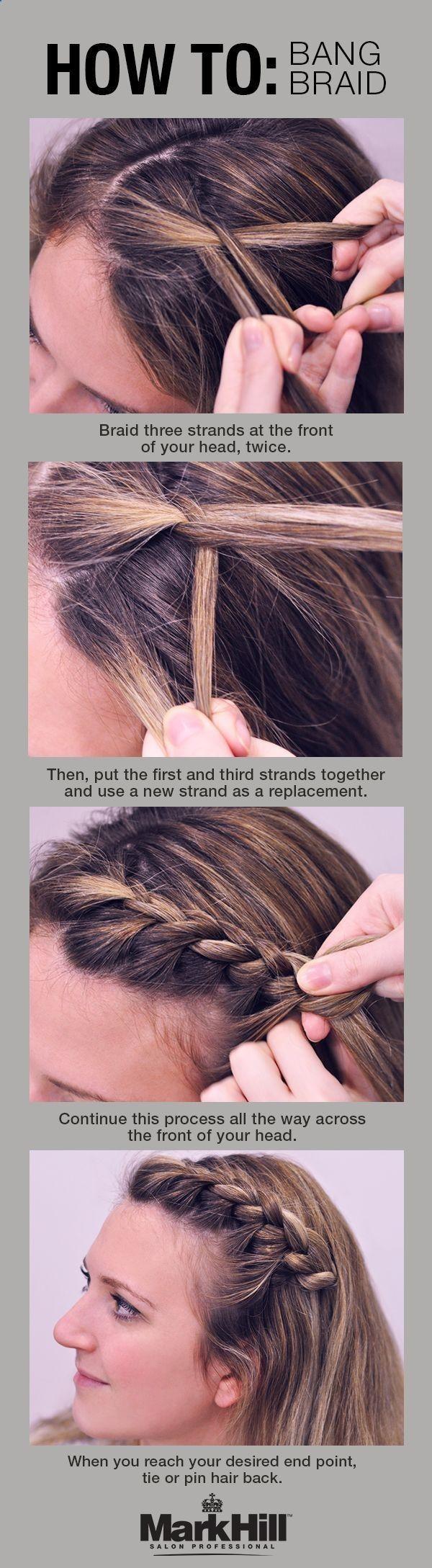 Ingenious Hair Bangs