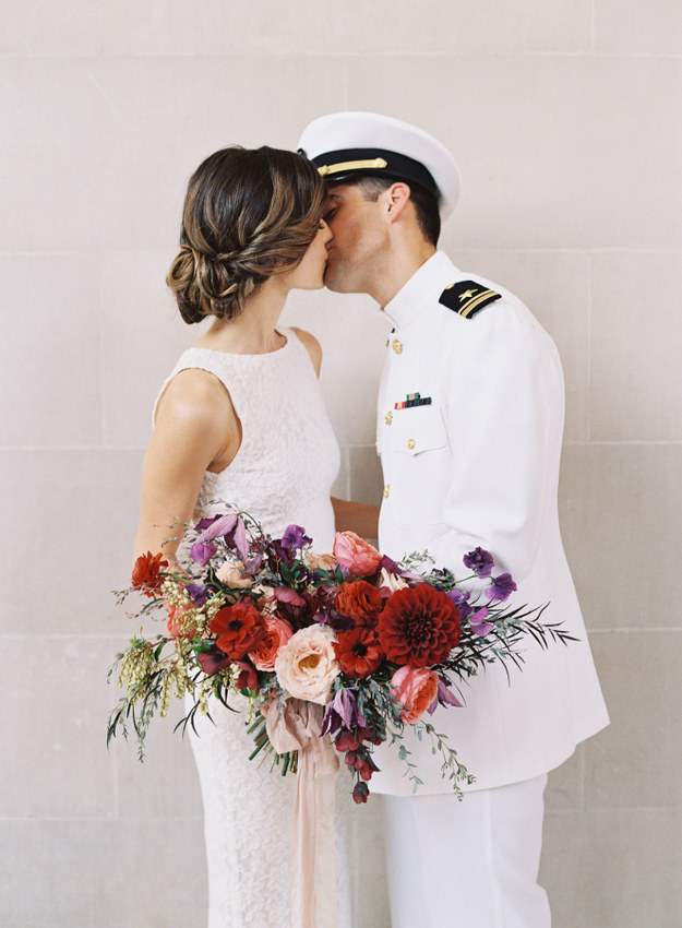 Kisses and Flowers