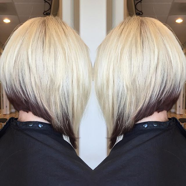 22 Layered Bob Hairstyle Ideas You Will Love Pretty Designs