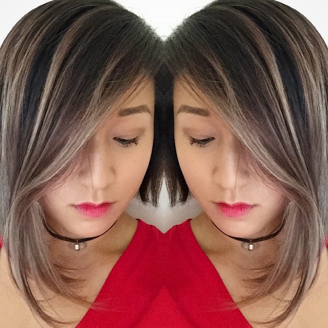 20 Spectacular Angled Bob Hairstyles - Pretty Designs