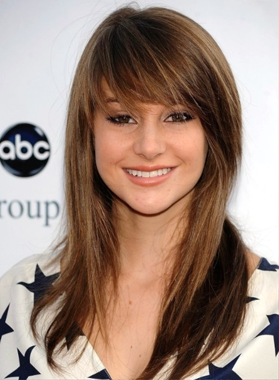 Admirable Pictures Of Side Bangs For Straight Hair Best Layered Haircuts Short Hairstyles For Black Women Fulllsitofus