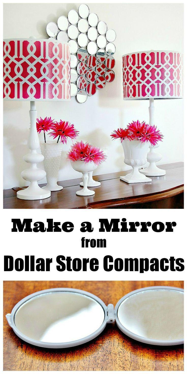 Make a Wall Mirror