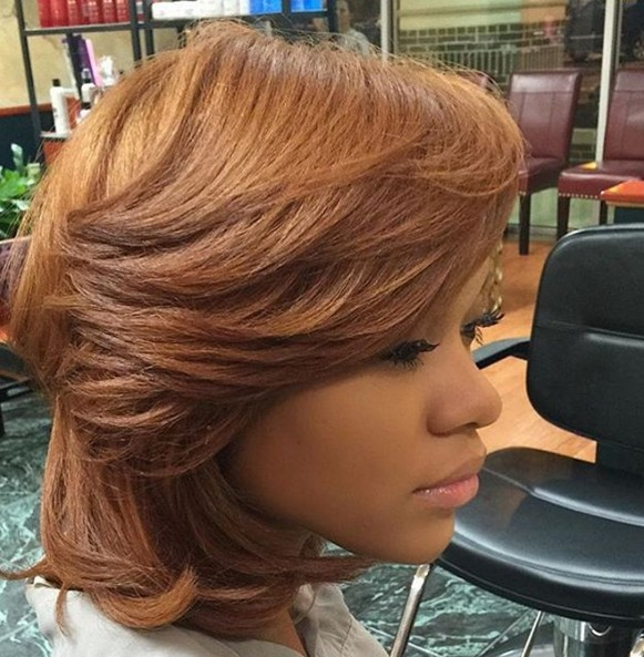 Stupendous 22 Cool Hairstyles For African American Women Pretty Designs Short Hairstyles For Black Women Fulllsitofus