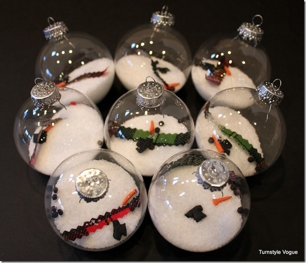 Decorating Ornament Balls Amazing 30 Glass Decorations To Take Your Home Into Next Level  Pretty Decorating Inspiration