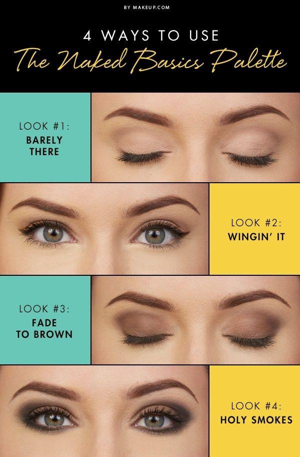 17 Super Basic Eye Makeup Ideas For