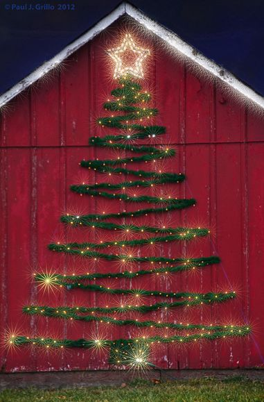25 decorating ideas you want to try for christmas pretty for Exterior xmas decorations