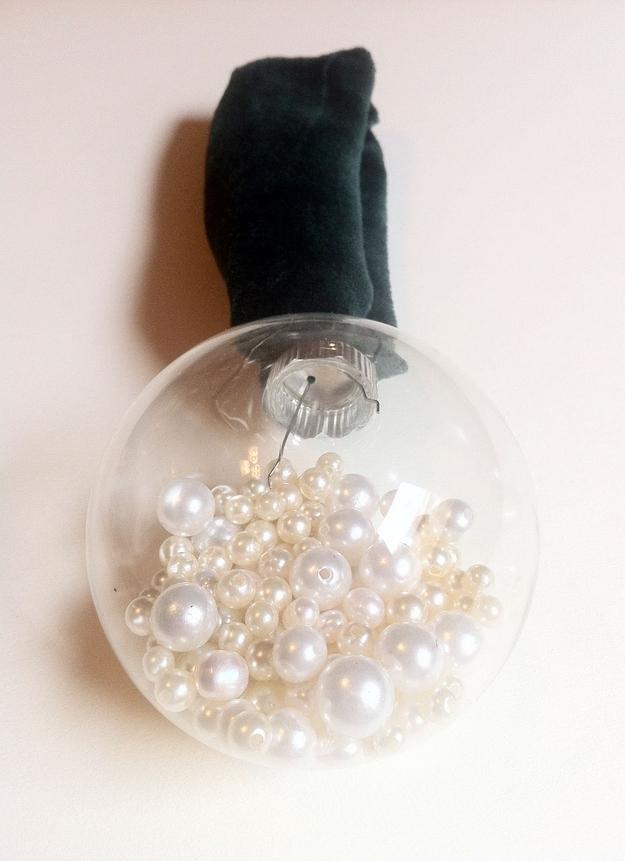 Pearl Ornaments