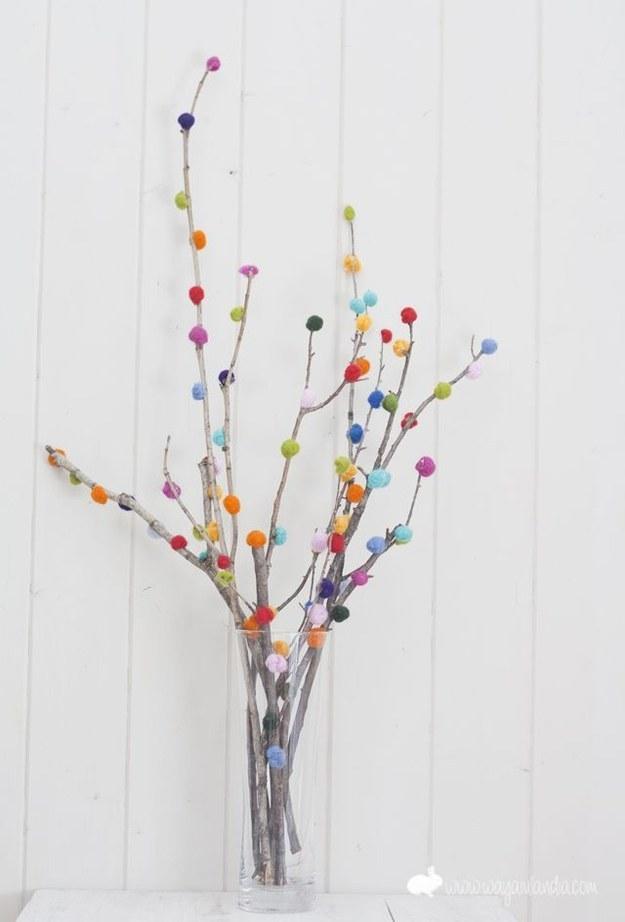 Pom-pom Branches