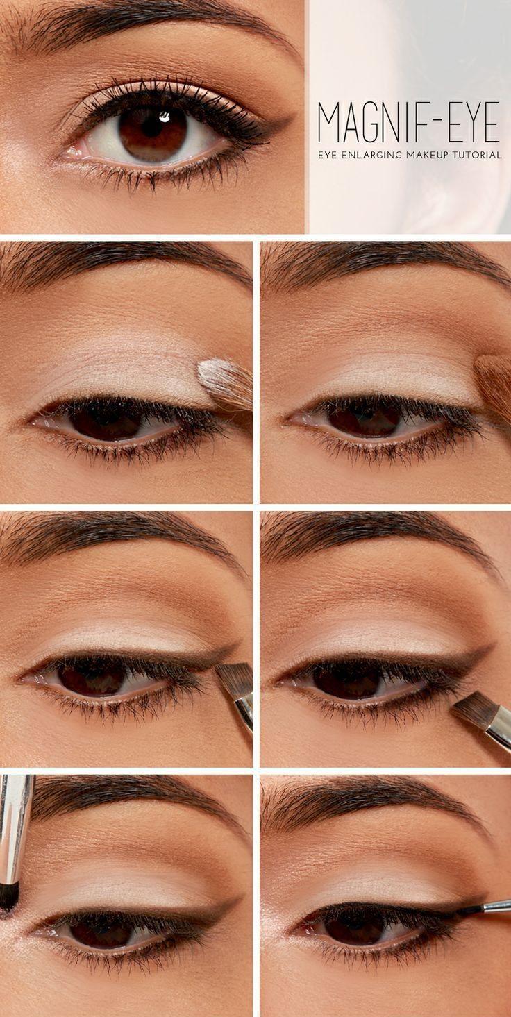 11 Super Basic Eye Makeup Ideas for Beginners - Pretty Designs