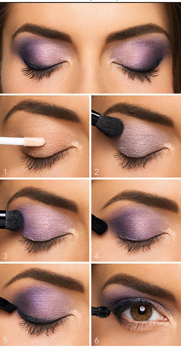 Eyeshadow For Brown Eyes: 17 Super Basic Eye Makeup Ideas For Beginners 2018