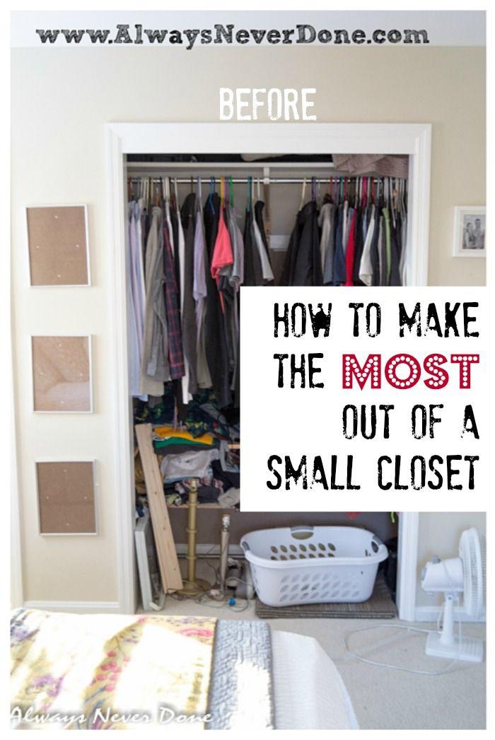 Re-organize Your Closet