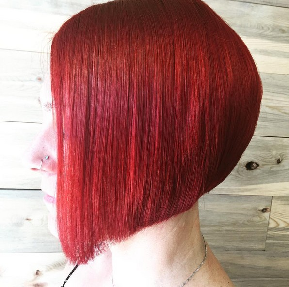 Super 22 Most Popular A Line Bob Hairstyles Pretty Designs Hairstyle Inspiration Daily Dogsangcom