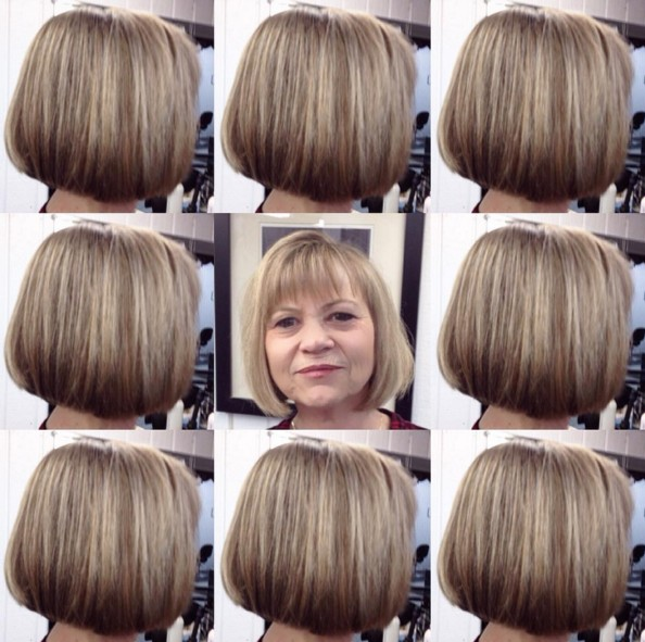 Amazing 18 Beautiful Short Hairstyles For Round Faces 2016 Pretty Designs Hairstyle Inspiration Daily Dogsangcom