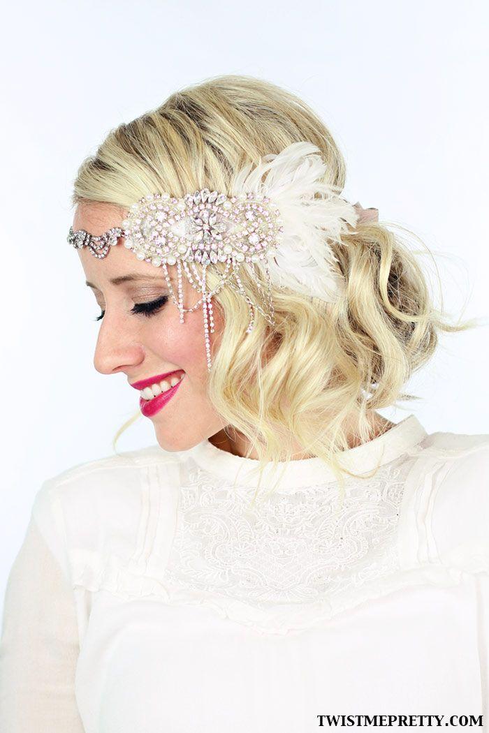 25 Glorious Wedding Hairstyles For Medium Hair 2017
