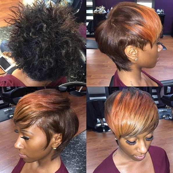 22 Cool Hairstyles For African American