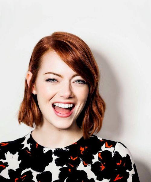 Wavy Bob Hairstyle for Red Hair