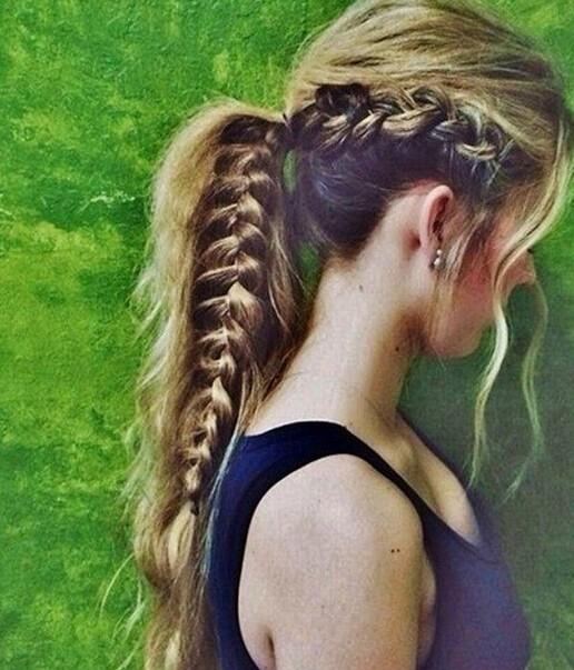 Tremendous Side French Fishtail Braid Hairstyles Braids Short Hairstyles For Black Women Fulllsitofus