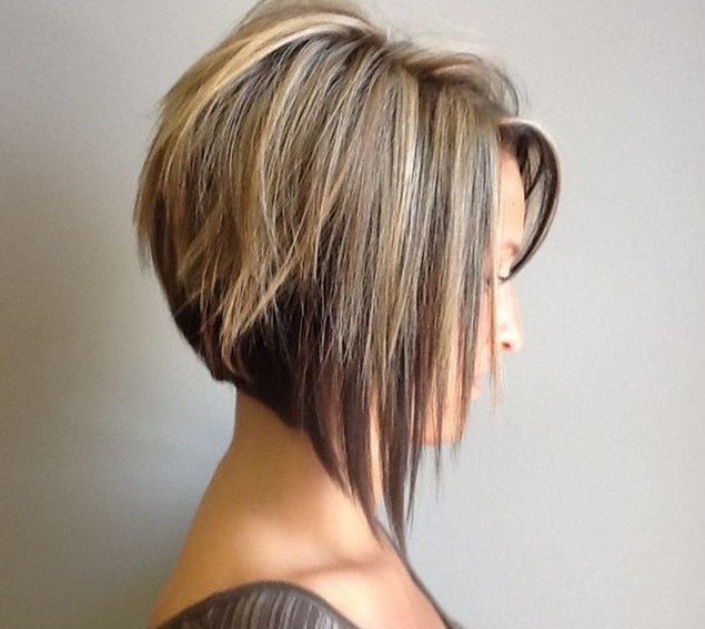 Awe Inspiring 21 Adorable Asymmetrical Bob Hairstyles Pretty Designs Hairstyle Inspiration Daily Dogsangcom