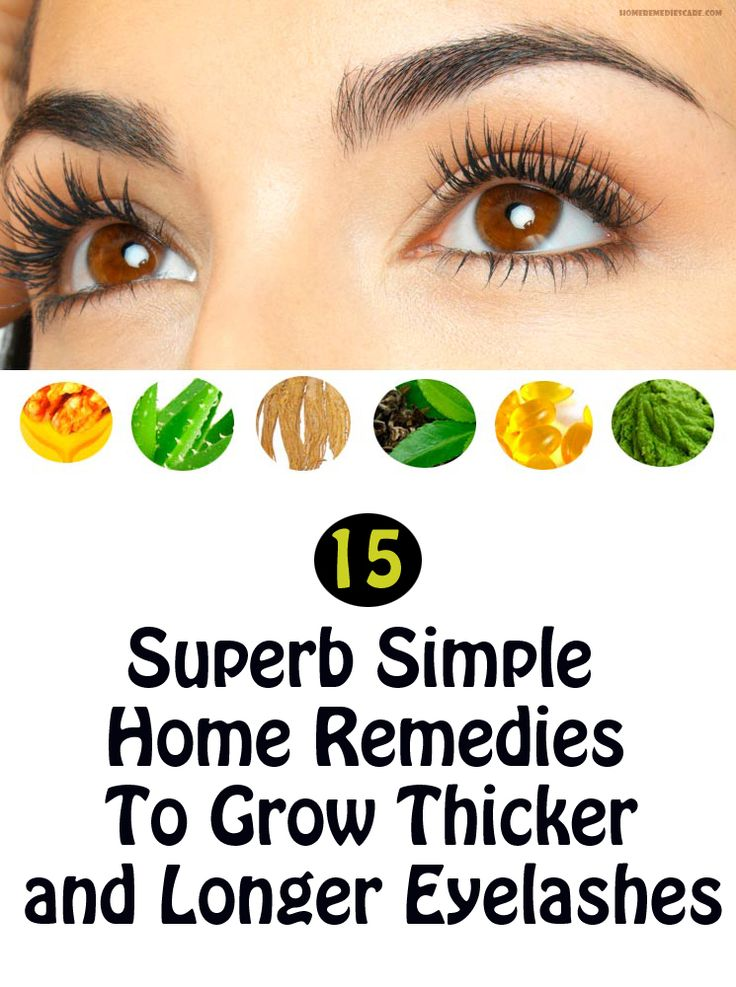 Simple Eyelash Growing Remedies