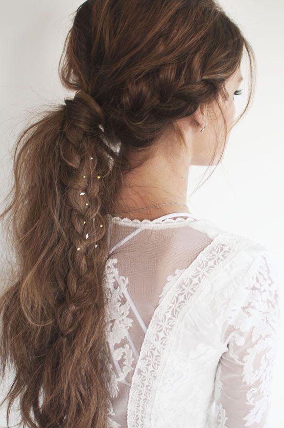 Fabulous 28 Fancy Braided Hairstyles For Long Hair 2016 Pretty Designs Hairstyles For Women Draintrainus