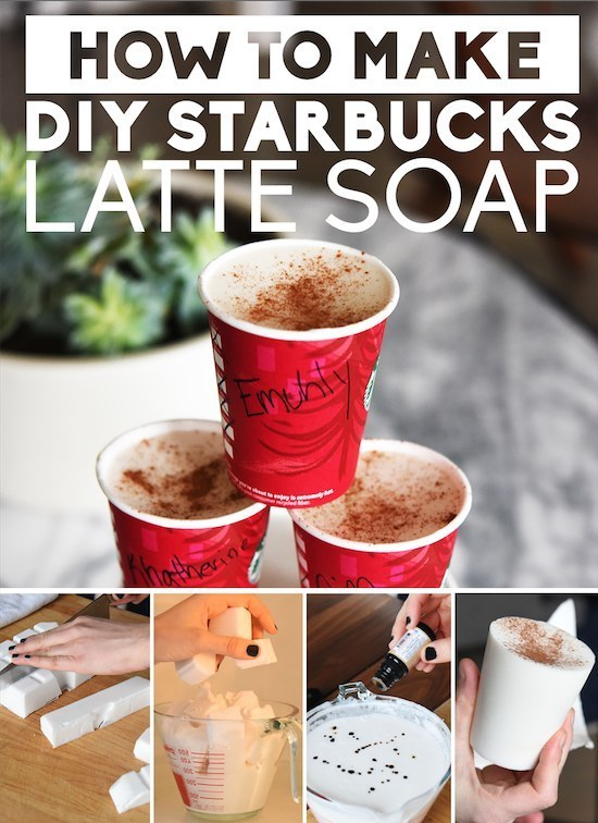 Starbucks Soap