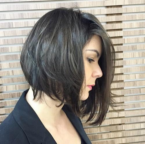 Tremendous 22 Modern Bob Hairstyles For 2017 Pretty Designs Short Hairstyles Gunalazisus