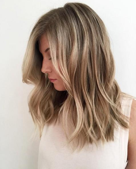 16 Trendy Medium Hairstyles with Bangs 2016 - Pretty Designs