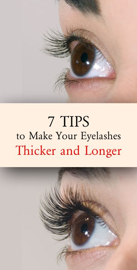 Thickening Eyelashes Tips