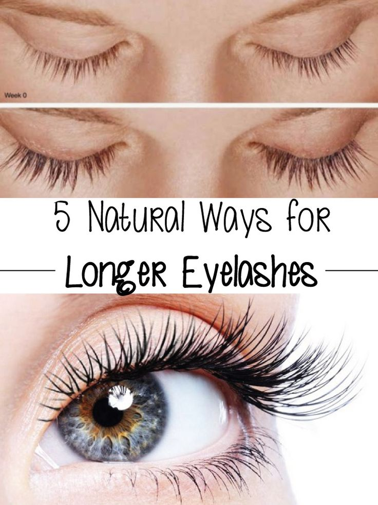 Tips for Longer Eyelashes