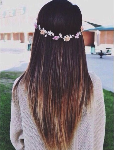 Great Layered Hairstyles Straight Hair