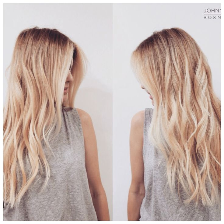 Very Long Layered Hairstyle for Women