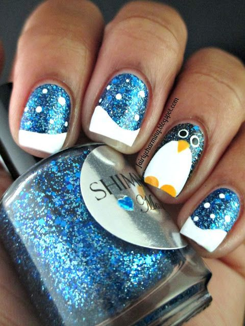 20 Winter Nail Arts You Should Have Now Pretty Designs