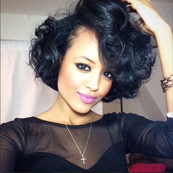 Pleasing 21 Wavy Bob Hairstyles You39Ll Love Pretty Designs Short Hairstyles For Black Women Fulllsitofus