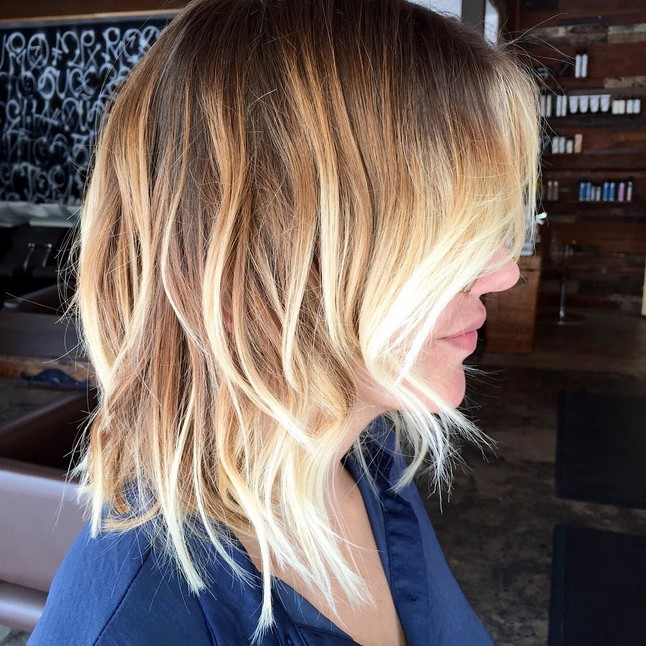 21 Choppy Bob Hairstyles Latest Most Popular Hairstyles