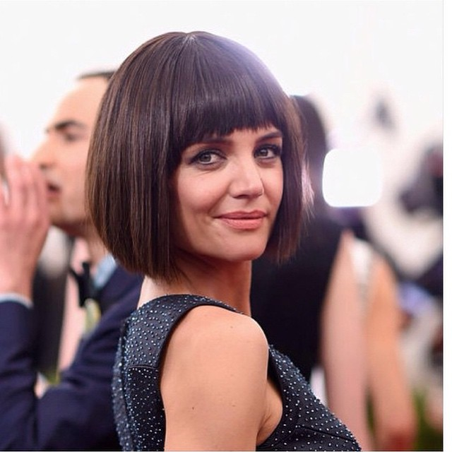 Swell 22 Chic Bob Hairstyles With Bangs Pretty Designs Hairstyles For Women Draintrainus