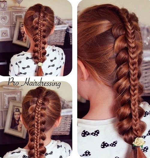 Magnificent 20 Sweet Braided Hairstyles For Girls Pretty Designs Hairstyles For Women Draintrainus