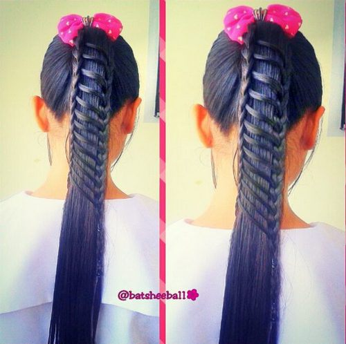 Cute Braided Hairstyles for Little Girls
