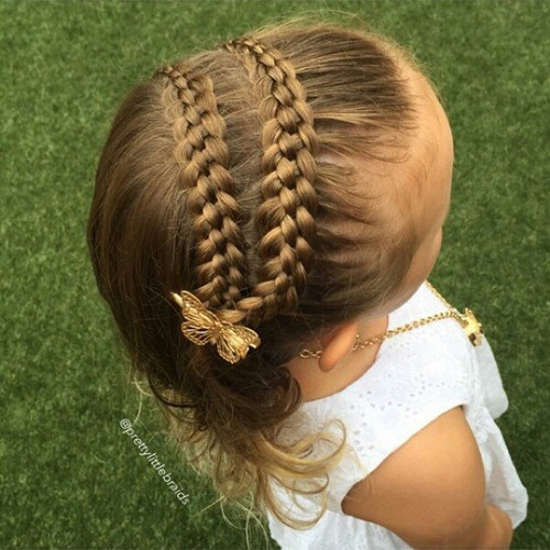 Cute Girls Hairstyles: 20 Sweet Braided Hairstyles For Girls