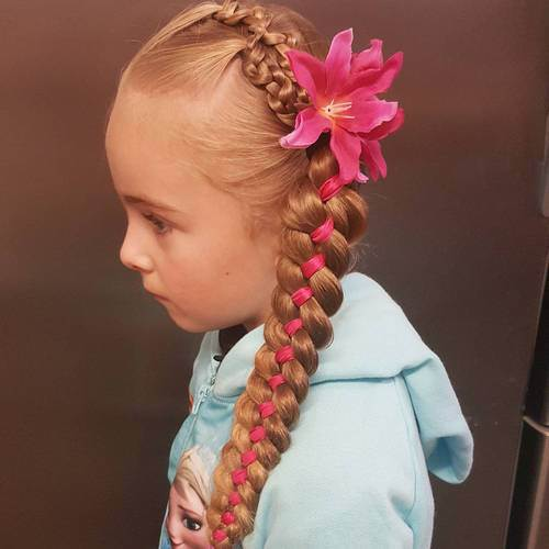 Swell 20 Sweet Braided Hairstyles For Girls Pretty Designs Short Hairstyles For Black Women Fulllsitofus