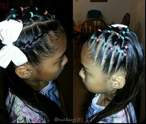 Outstanding Braided Hairstyles For 4 Year Olds Braids Hairstyle Inspiration Daily Dogsangcom