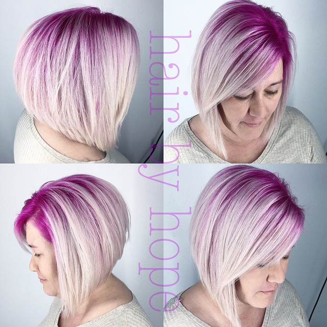 Strange 22 Cute Amp Classy Inverted Bob Hairstyles Pretty Designs Hairstyles For Men Maxibearus