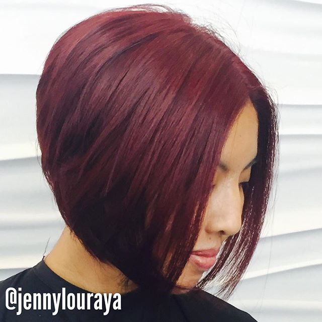 Cool 22 Cute Amp Classy Inverted Bob Hairstyles Pretty Designs Hairstyles For Men Maxibearus