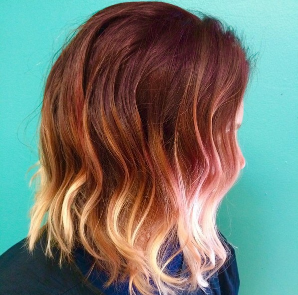 26 Popular Ombre Bob Hairstyles Ombre Hair Color Ideas Pretty Designs